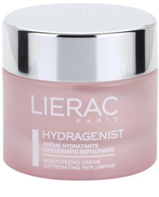 Lierac Hydragenist creme oxidante hidratante antienvelhecimento para pele seca a muito seca
