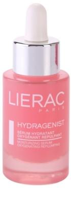 Lierac Hydragenist sérum hidratante oxigenante contra os primeiros sinais de envelhecimento