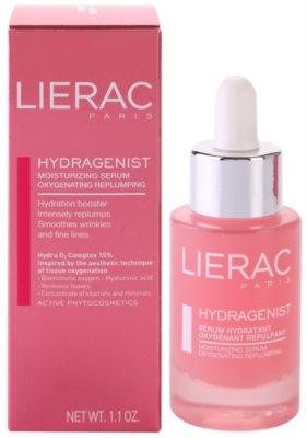 Lierac Hydragenist serum dotleniająco-nawilżające przeciw pierwszym oznakom starzenia skóry 1