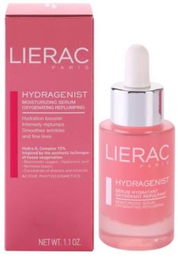 Lierac Hydragenist Ser hidratant cu oxigen impotriva primelor semne de imbatranire ale pielii 1