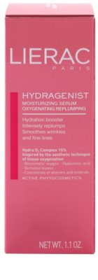 Lierac Hydragenist Ser hidratant cu oxigen impotriva primelor semne de imbatranire ale pielii 2