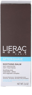Lierac Homme bálsamo after shave 3