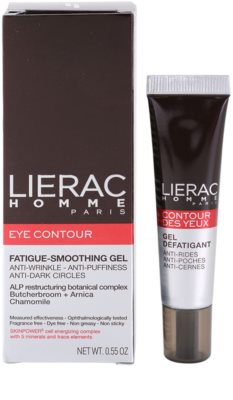Lierac Homme Augenpflege gegen Schwellungen und Augenschatten für Herren 2