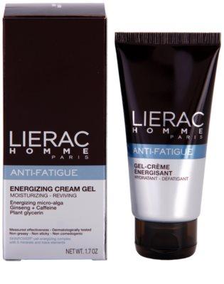 Lierac Homme hydratační gel krém pro muže 1