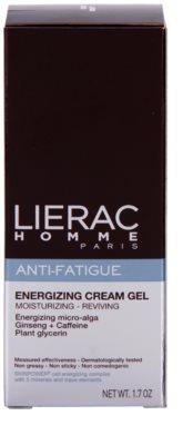 Lierac Homme hidratáló géles krém uraknak 2