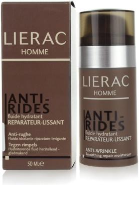 Lierac Homme tratamiento hidratante antiarrugas 1