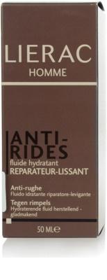 Lierac Homme tratamiento hidratante antiarrugas 4