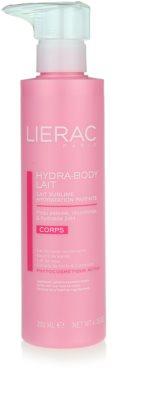 Lierac Hydra-Chrono+ telové mlieko hydratačné