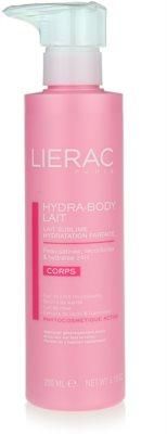 Lierac Hydra-Chrono+ зволожуюче молочко для тіла