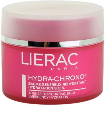 Lierac Hydra-Chrono+ зволожуючий бальзам для всіх типів шкіри