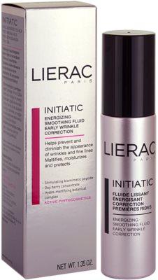 Lierac Intiac флюїд проти зморшок