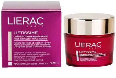Lierac Liftissime creme remodelador para pele normal e seca 3
