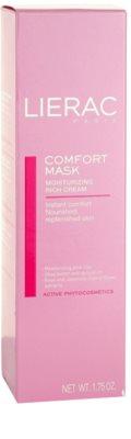 Lierac Masques & Gommages hidratáló és tápláló maszk száraz bőrre 2
