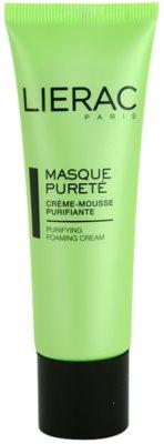 Lierac Masques & Gommages маска  за нормална към смесена кожа