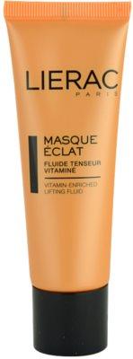 Lierac Masques & Gommages maska za posvetlitev z učinkom liftinga