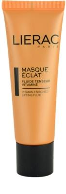 Lierac Masques & Gommages освежаваща маска с лифтинг ефект