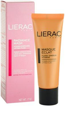 Lierac Masques & Gommages élénkítő maszk lifting hatással 1