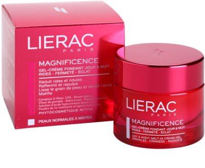Lierac Magnificence nappali és éjszakai ránctalanító krém normál és kombinált bőrre 2