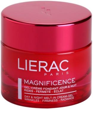 Lierac Magnificence crema de día y noche antiarrugas para pieles normales y mixtas