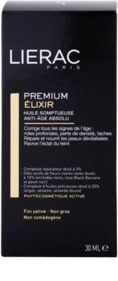 Lierac Premium elixir luxuoso com óleos hidratantes anti-idade de pele 3