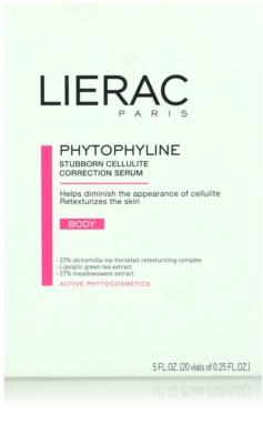 Lierac Phytophyline сироватка проти розтяжок та целюліту 2