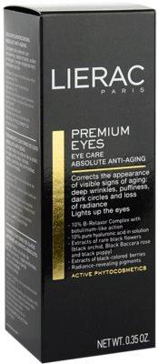 Lierac Premium tratamiento antiarrugas contorno de ojos para todo tipo de pieles 2