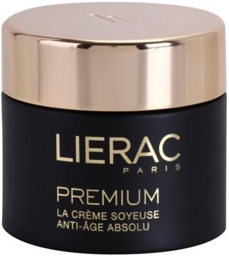 Lierac Premium crema sedosa con efecto rejuvenecedor