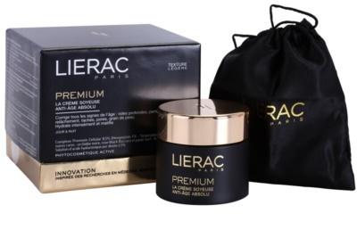 Lierac Premium svilena nežna krema s pomlajevalnim učinkom 3