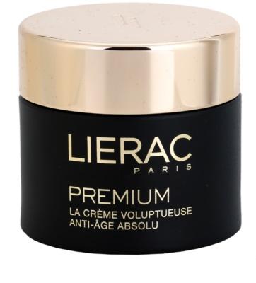 Lierac Premium krema proti gubam, ki obnavlja gostoto kože