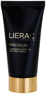 Lierac Premium fiatalító arcmaszk azonnali hatással