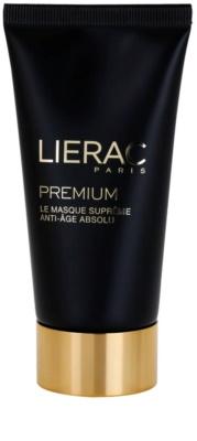 Lierac Premium pomlajevalna maska za obraz s takojšnim učinkom
