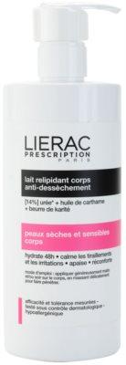 Lierac Prescription testápoló tej száraz és érzékeny bőrre