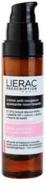 Lierac Prescription pomirjajoča in hranilna krema za občutljivo kožo, nagnjeno k rdečici 1