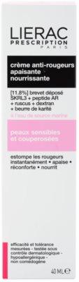 Lierac Prescription pomirjajoča in hranilna krema za občutljivo kožo, nagnjeno k rdečici 3