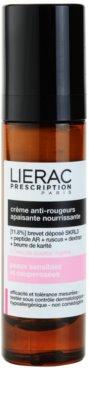 Lierac Prescription beruhigende und hydratisierende Creme für empfindliche Haut mit der Neigung zum Erröten