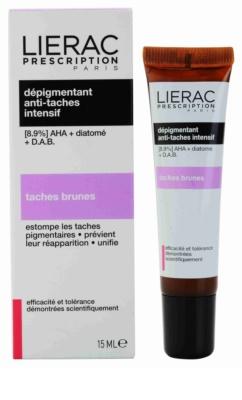 Lierac Prescription концентрат для проблемної шкіри проти пігментних плям 1