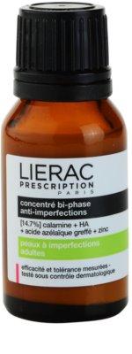 Lierac Prescription helyi ápolás problémás és pattanásos bőrre
