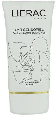 Lierac Les Sensorielles hidratáló testápoló tej