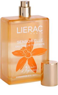 Lierac Les Sensorielles spray corporal energizante 1