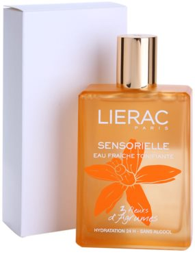 Lierac Les Sensorielles spray corporal energizante 2