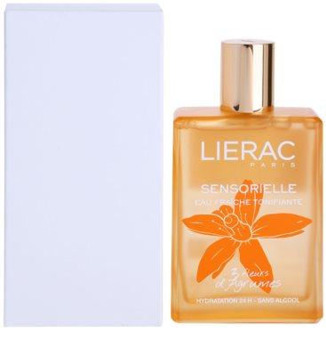 Lierac Les Sensorielles spray corporal energizante 3