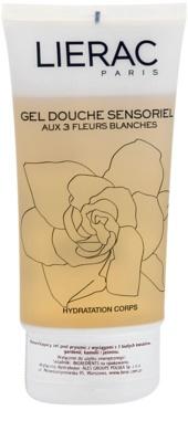 Lierac Les Sensorielles żel pod prysznic do wszystkich rodzajów skóry