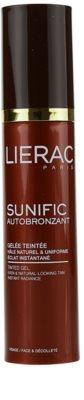 Lierac Sunific Autobronzant samoopalovací gel