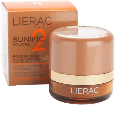 Lierac Sunific 2 pó bronzeador SPF 15 2
