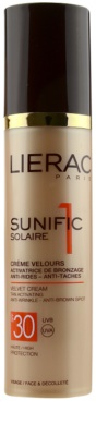 Lierac Sunific 1 crema protectie solara cu efect de antiimbatranire SPF 30