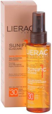 Lierac Sunific 1 olje za sončenje SPF 30 3