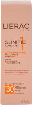 Lierac Sunific 1 olje za sončenje SPF 30 4