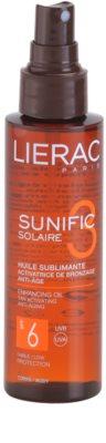 Lierac Sunific 3 Sonnenöl SPF 6 1