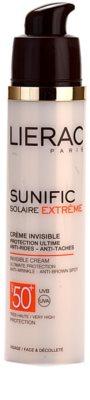 Lierac Sunific Extreme крем для засмаги проти старіння шкіри SPF 50+ 1