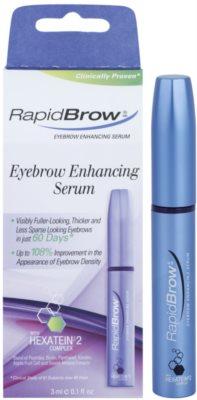 Lifetech RapidBrow stärkendes Serum für das Wachstum der Augenbrauen 2